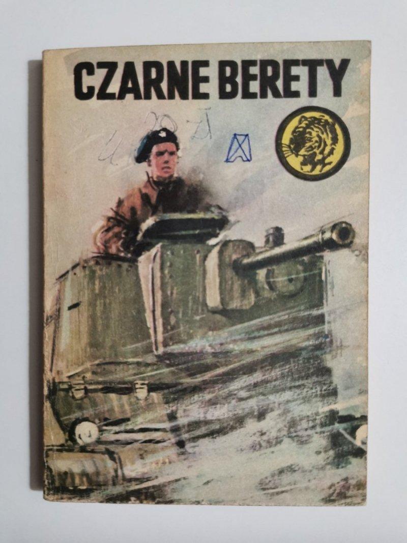 ŻÓŁTY TYGRYS: CZARNE BERETY - Rajmund Szubański 1979