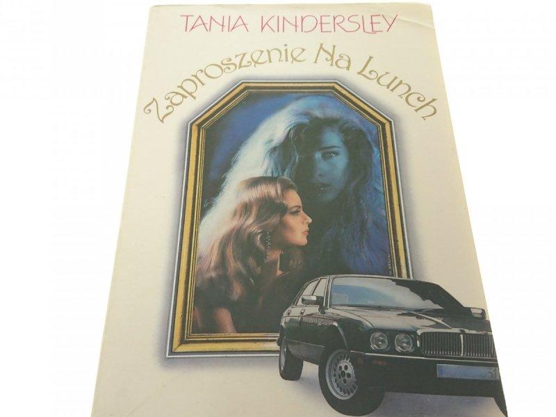 ZAPROSZENIE NA LUNCH - Tania Kindersley (1992)