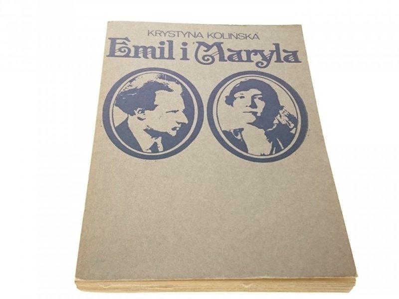 EMIL I MARYLA - KRYSTYNA KOLIŃSKA