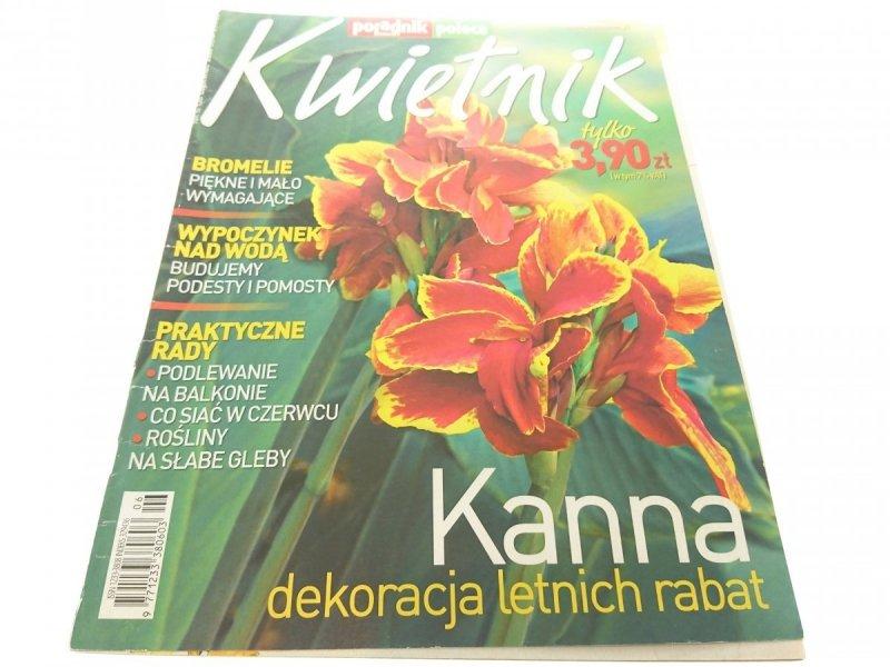 KWIETNIK NR 6/138 CZERWIEC 2008