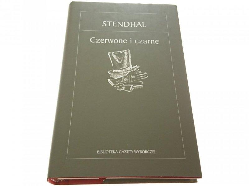 CZERWONE I CZARNE - Stendhal 2005