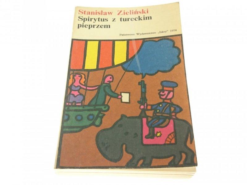 SPIRYTUS Z TURECKIM PIEPRZEM - Zieliński 1974