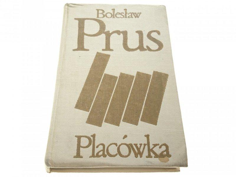 PLACÓWKA - Bolesław Prus 1971