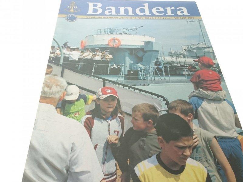 BANDERA. LIPIEC 2005 R. (1901) XLIX