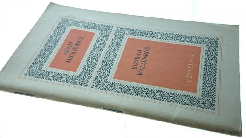 KONRAD WALLENROD 1973 - Adam Mickiewicz