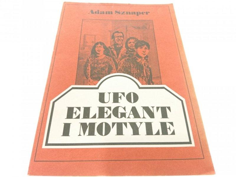 UFO ELEGANT I MOTYLE - Adam Sznaper (1986)