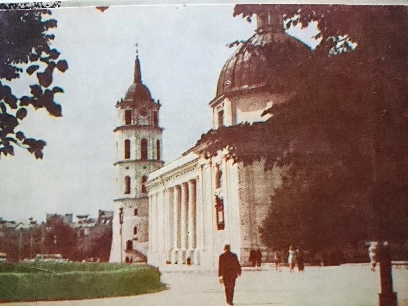 VILNIUS. PICTURE GALLERY, 18th CENT.