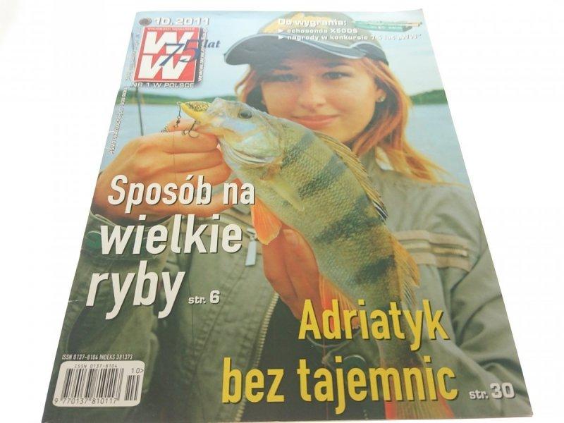 WIADOMOŚCI WĘDKARSKIE (748)  10. 2011