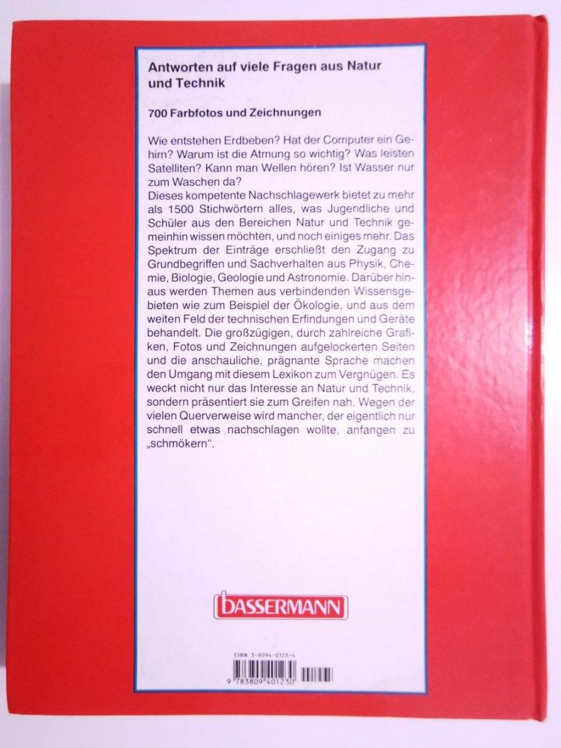 BASSERMANN JUGEND LEXIKON VON A BIS Z 1994