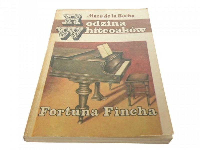 RODZINA WHITEOAKÓW: FORTUNA FINCHA