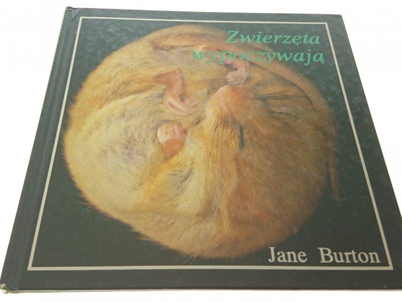 ZWIERZĘTA WYPOCZYWAJĄ - Jane Burton