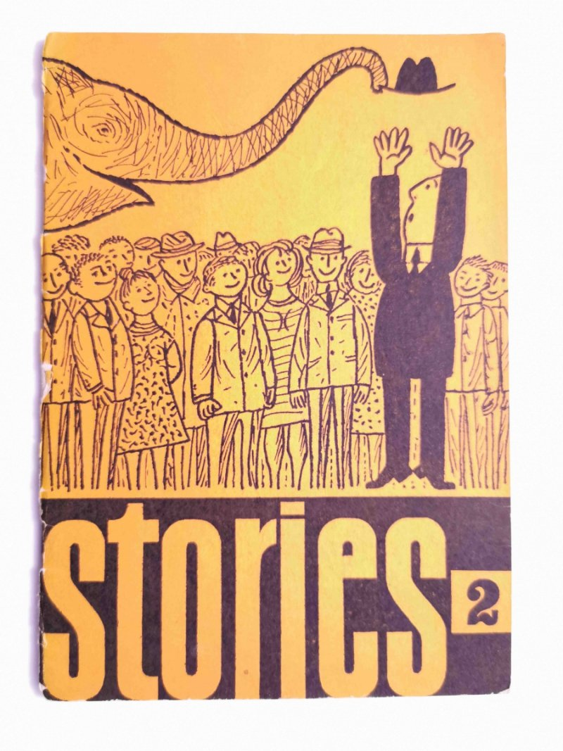 STORIES 2 - Edward Kowalski 1972