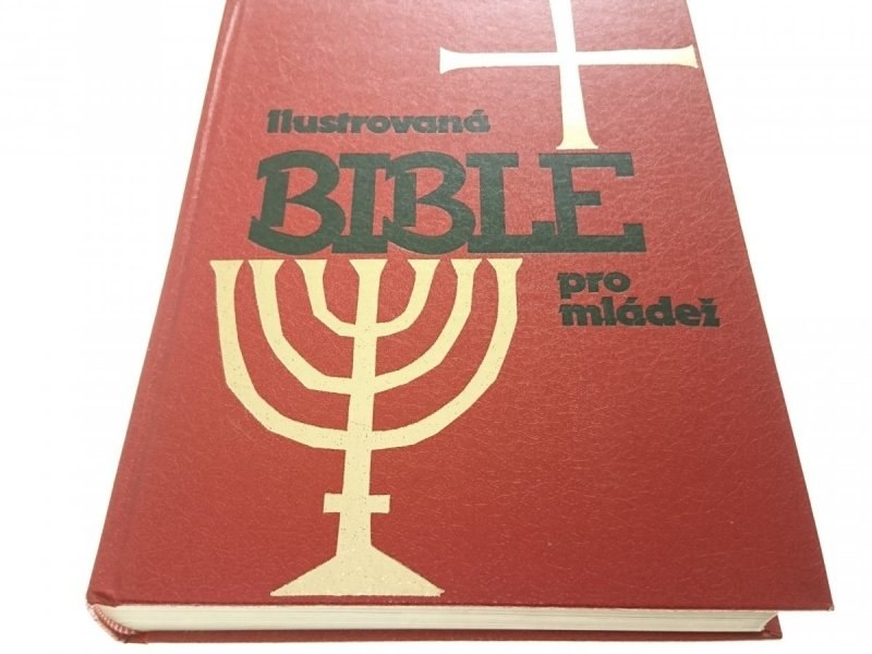 ILUSTROVANA BIBLE PRO MLADEZ