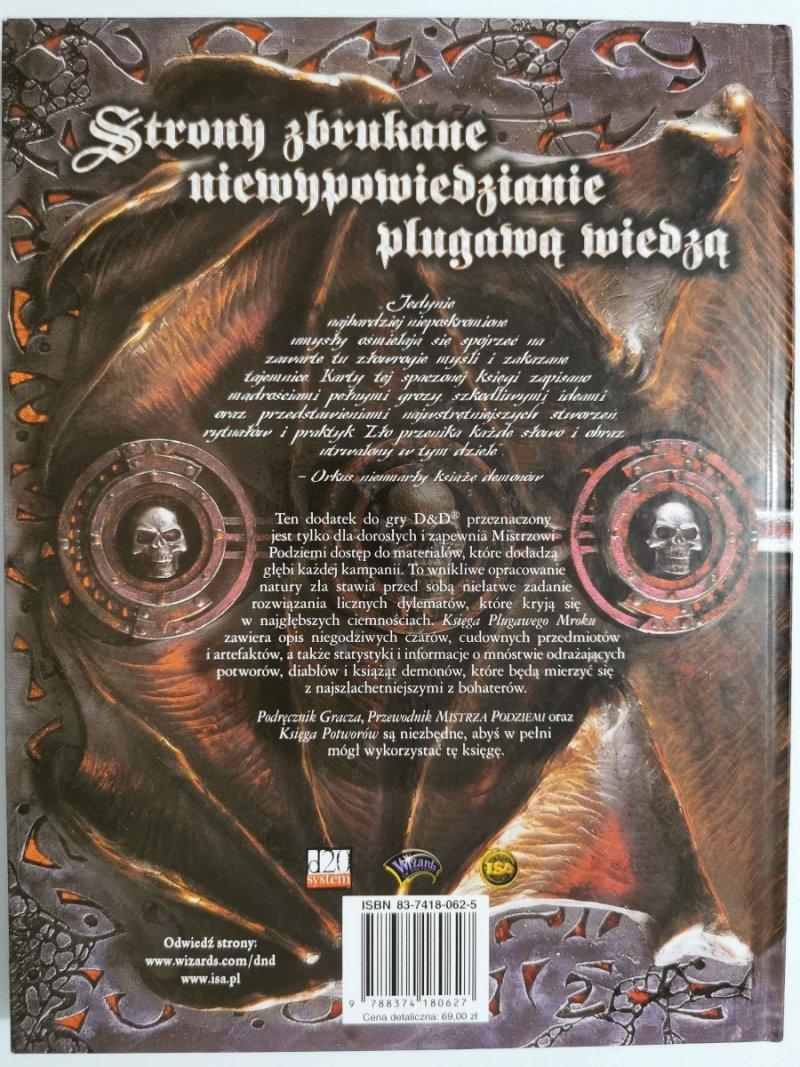 DUNGEONS DRAGONS. DODATEK KSIĘGA PLUGAWEGO MROKU