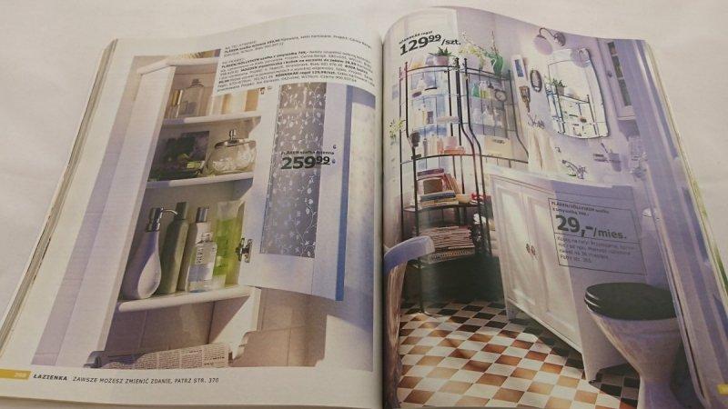 KATALOG IKEA 2012 MAŁE JEST PIĘKNE
