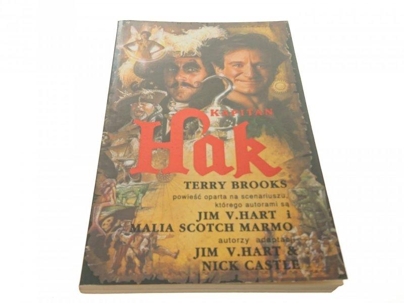KAPITAN HAK - Terry Brooks