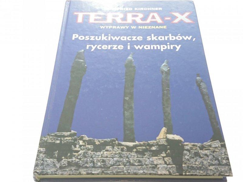 TERRA-X WYPRAWY W NIEZNANE. POSZUKIWACZE SKARBÓW
