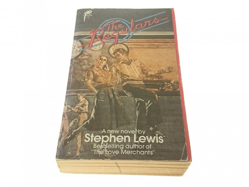 THE REGULARS - Stephen Lewis
