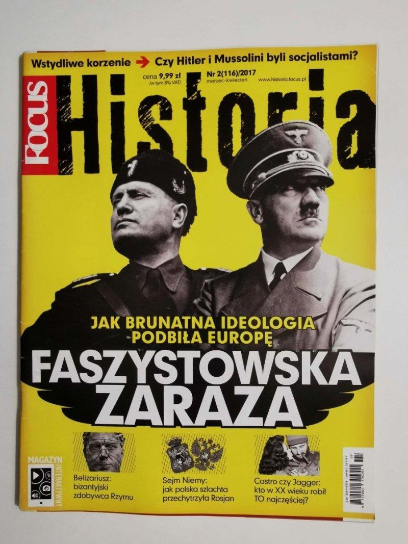 FOCUS HISTORIA NR 2 (116)/2017