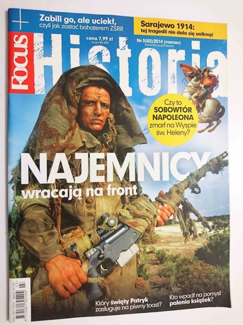 FOCUS HISTORIA NR 3 (83)/2014 (MARZEC)