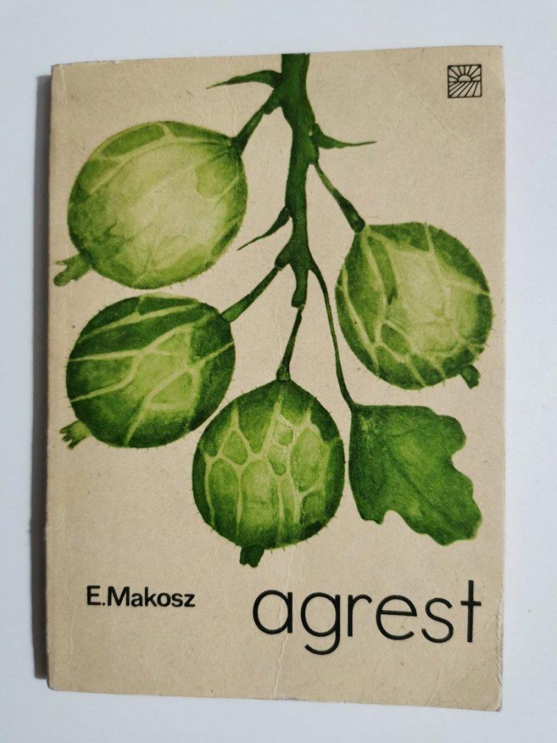 AGREST - E. Makosz 1987