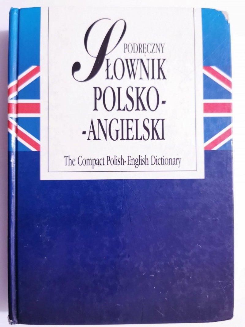 PODRĘCZNY SŁOWNIK POLSKO-ANGIELSKI - Tomasz Wyżyński 1999
