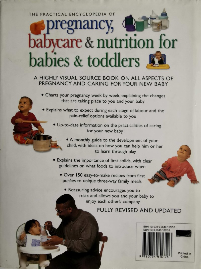 PREGNANCY BABYCARE AND NUTRITION FOR BABIES AND TODDLERS 2008