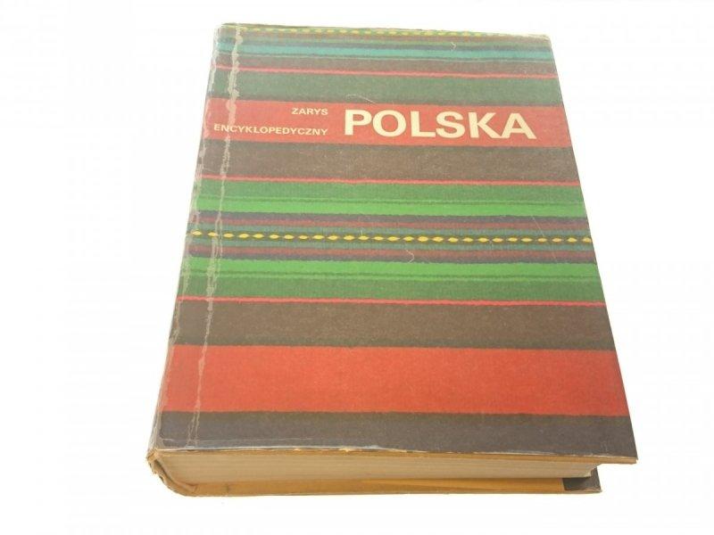 POLSKA. ZARYS ENCYKLOPEDYCZNY 1974