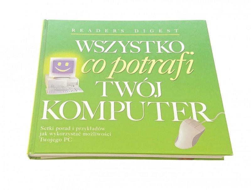 WSZYSTKO CO POTRAFI TWÓJ KOMPUTER 2002