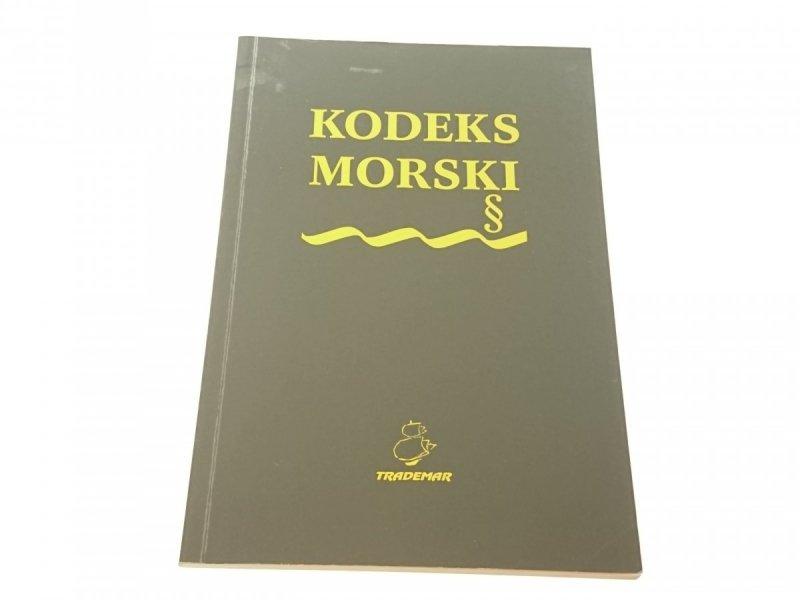 KODEKS MORSKI (1998)