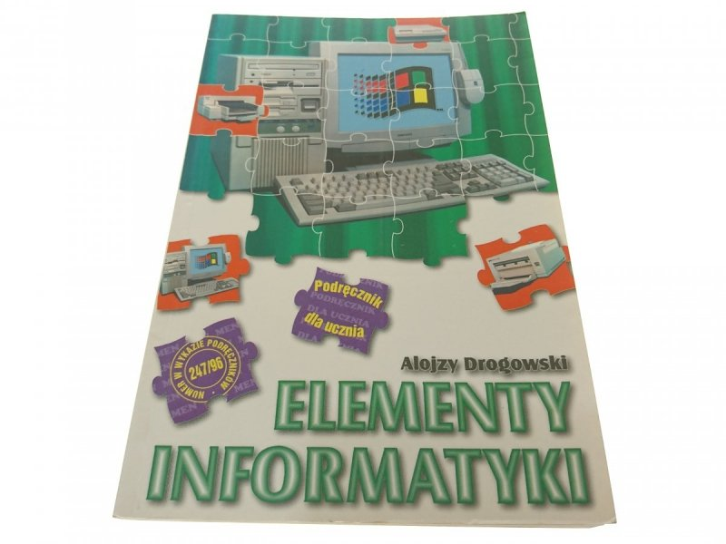 ELEMENTY INFORMATYKI - Alojzy Drogowski 1996