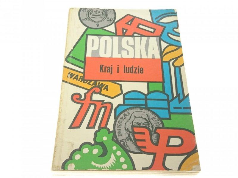 POLSKA. KRAJ I LUDZIE  1970