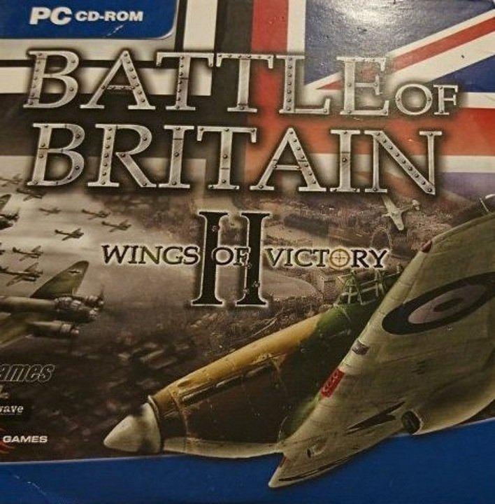BATTLE OF BRITAIN II WINGS OF VICTORY