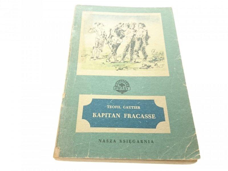 KAPITAN FRACASSE TOM I - Teofil Gautier (1952)