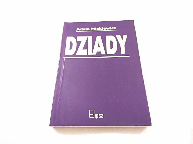 DZIADY - Adam Mickiewicz 1996