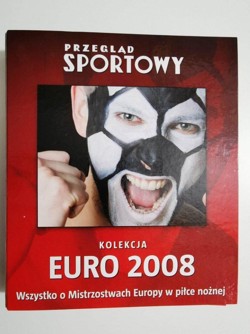 KOLEKCJA EURO 2008 13 ZESZYTÓW W SEGREGATORZE
