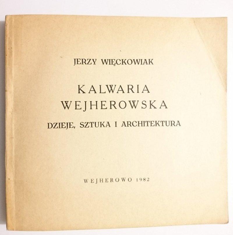 KALWARIA WEJHEROWSKA - Jerzy Więckowiak 1982