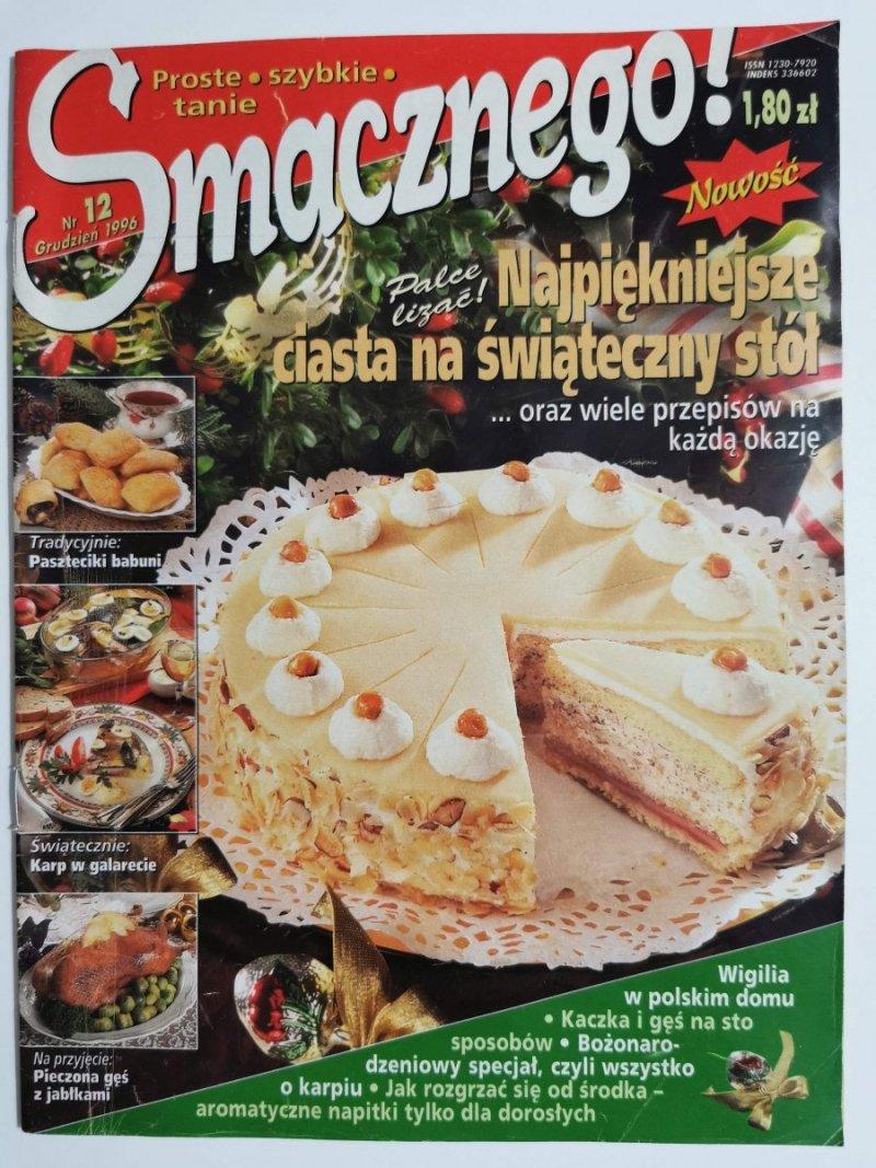 SMACZNEGO! NR 12 GRUDZIEŃ 1996