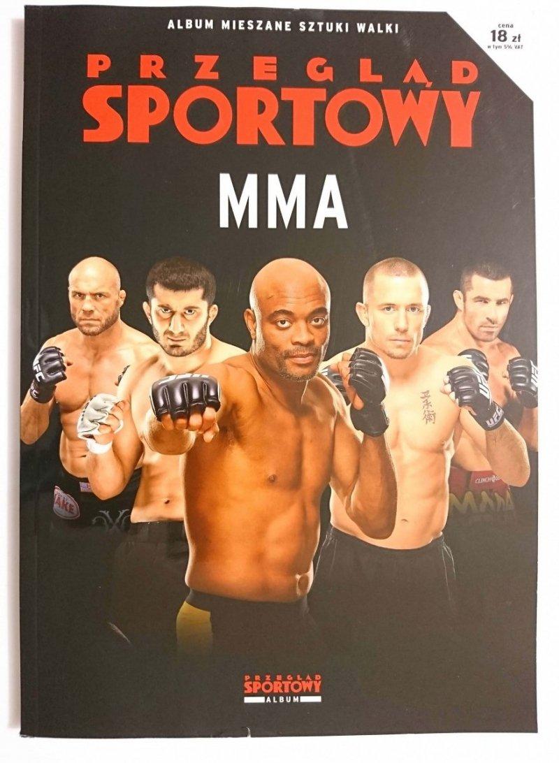 PRZEGLĄD SPORTOWY MMA. ALBUM