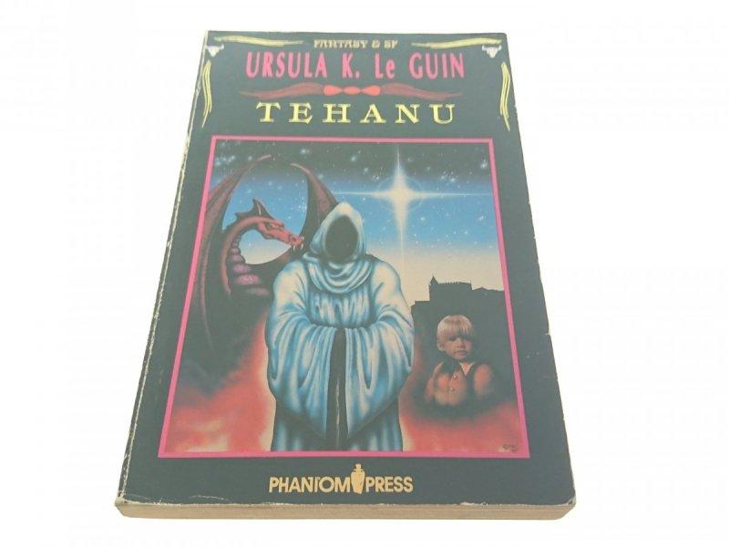 TEHANU - Ursula K. Le Guin 1991