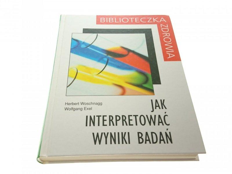 JAK INTERPRETOWAĆ WYNIKI BADAŃ - Woschnagg 1997