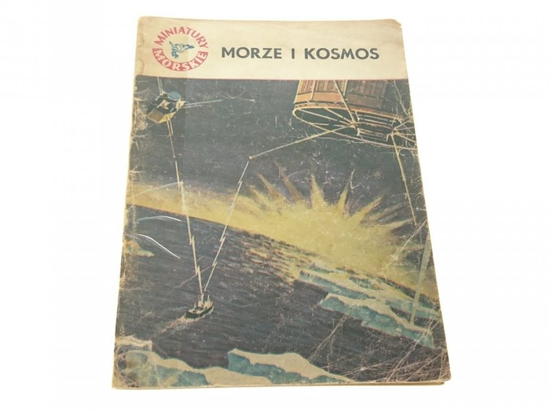 MINIATURY MORSKIE. MORZE I KOSMOS Pietkiewicz 1963
