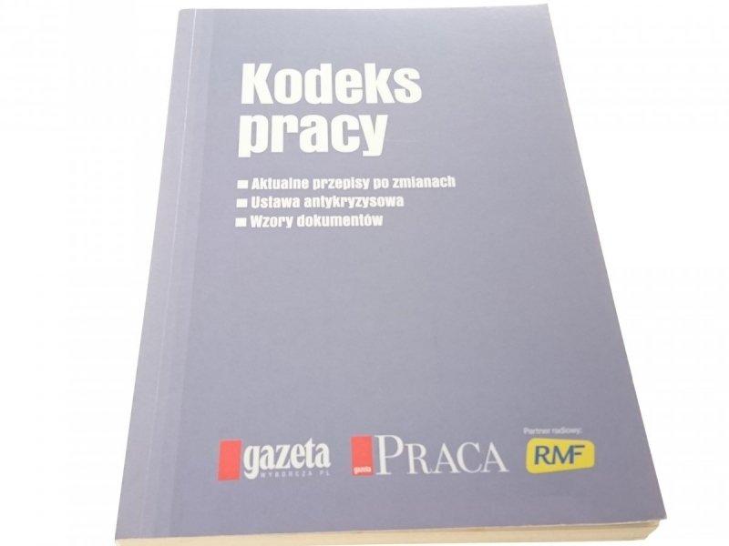 KODEKS PRACY - Pawłowska-Salińska 2009
