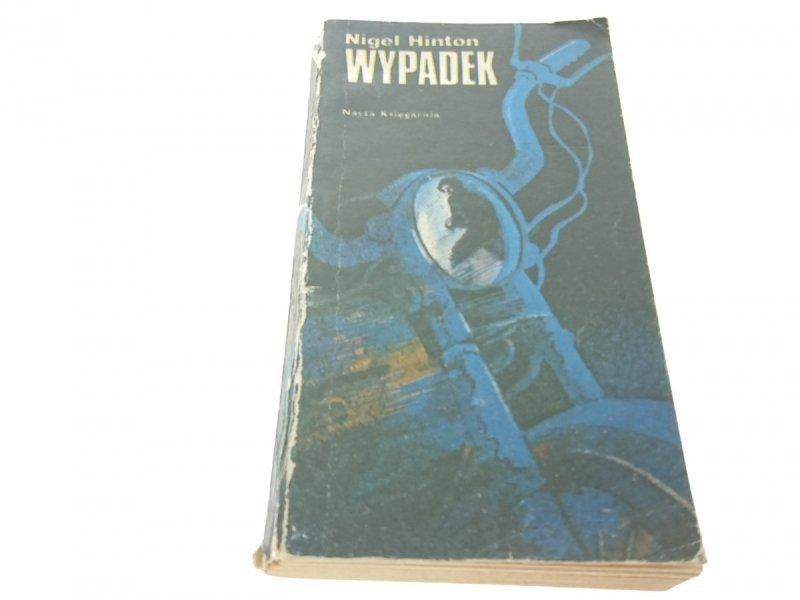 WYPADEK - Nigel Hinton