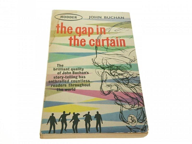 THE GAP IN THE CURTAIN - John Buchan 1962