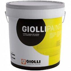 GIOLLI PAINT - 14L (biała farba winylowo-akrylowa - wewnętrzna z możliwością barwienia)