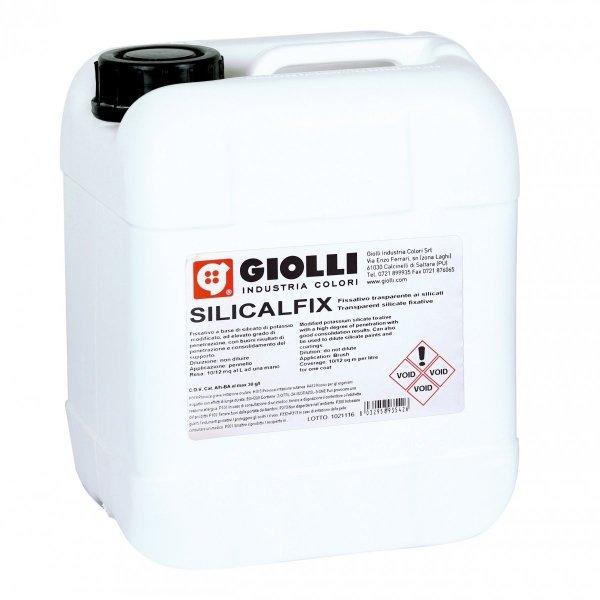 SILICALFIX - 20L (specjalistyczny grunt pod tynki silikatowe)