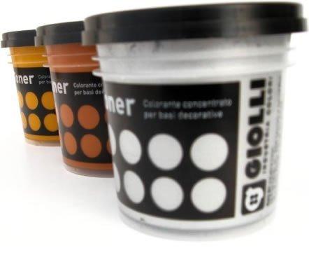 TONER X DECORATIVI 0,25L (pigment) NR 534