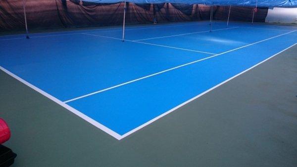 TENNIS PAINT - 14L (specjalistyczna farba do malowania kortów tenisowych na bazie żywic akrylowych i kwarcu)