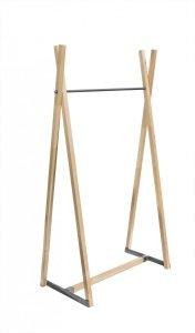 Wieszak drewniany  G - 5, 100 cm